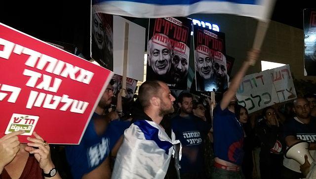 המתווה של מתנגדי הגז בישראל שוב גועש