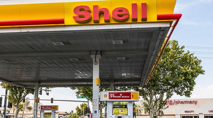 תחנת דלק של- הסכם מסתמן - ענקית האנרגיה Shell צפויה לחתום על עסקת רכישת גז טבעי